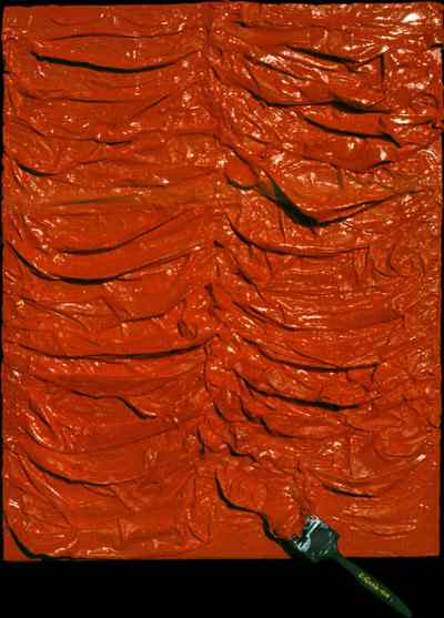 """Forty-seven Dollars' Worth of Cadmium Red Light"" by Ernest Ruckle"