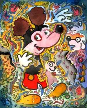 """Free Mickey"" by Ernest Ruckle"